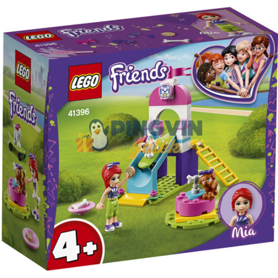 Lego Friends Kedvencek játszótere 41396