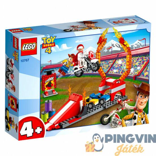 LEGO® Toy Story 4. Duke Caboom kaszkadőr bemutatója 10767