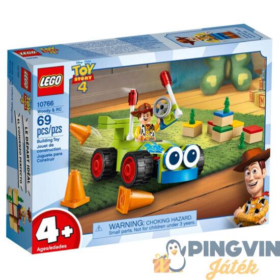 LEGO® Toy Story 4. Woody éa az RC 10766