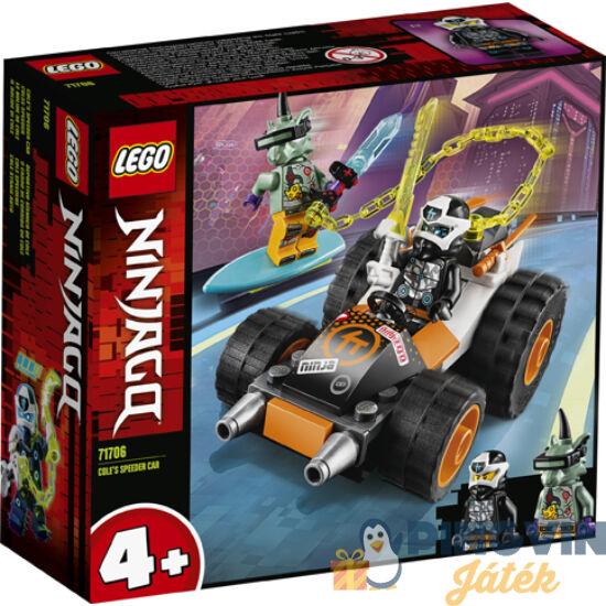 Lego Ninjago Cole speedere 71706