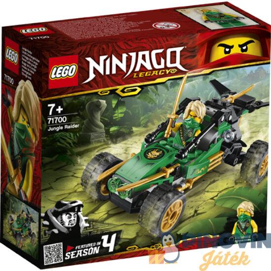 Lego Ninjago Dzsungeljáró 71700