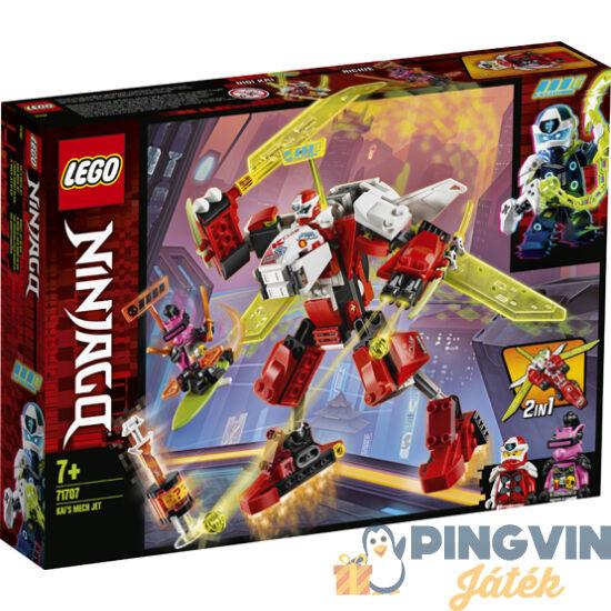 Lego Ninjago Kai sugárhajtású robotja 71707
