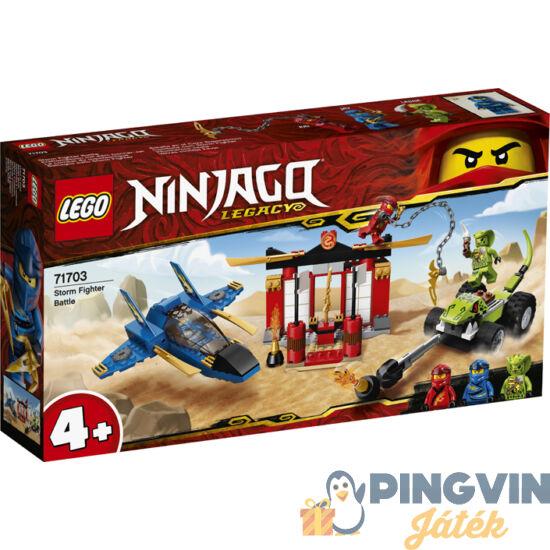 Lego Ninjago Viharharcos csata 71703