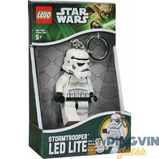 Lego Star Wars Stormtrooper világító kulcstartó