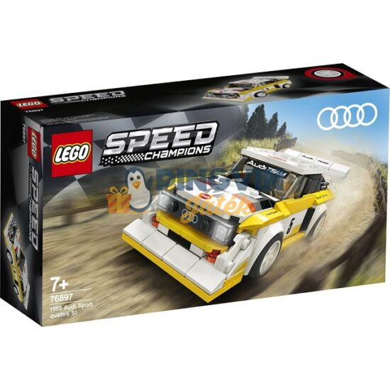 Lego Speed Champions tbd-LSC2019-3 76897