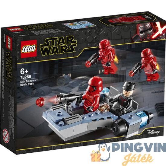 Lego Star Wars TM tbd-LSW-Bruges Battlepack 75266