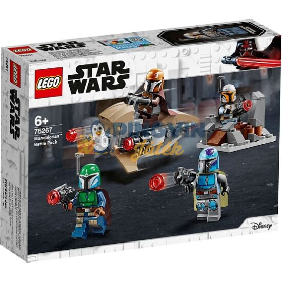 Lego Star Wars TM tbd-LSW-Huckleberry Battlepack 75267