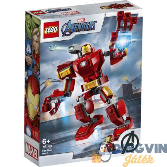 Lego Super Heroes tbd-LSH-Avengers Iron Man Mech 76140