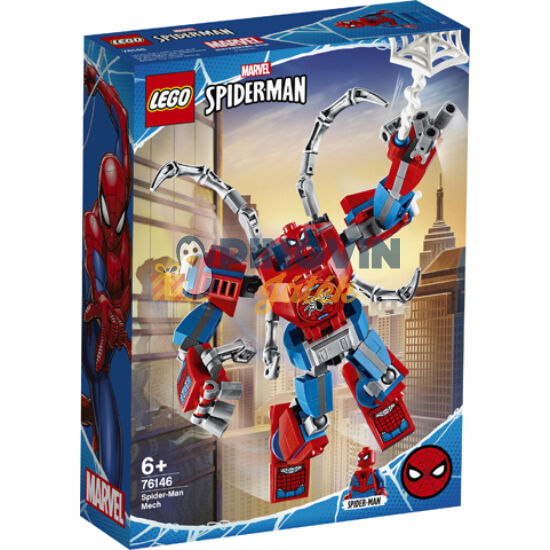 LEGO® Super Heroes tbd-LSH-Spider Mech 76146