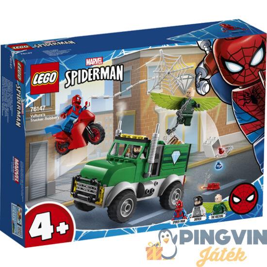 Lego Super Heroes tbd-LSH-truck Pókember 76147