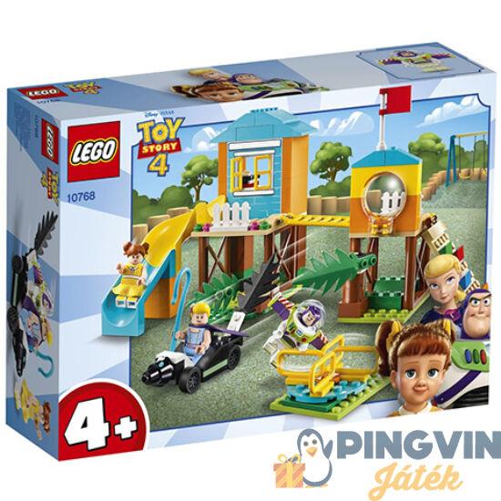 Lego® Toy Story 4. Buzz és Bo Peep játszóütéri kalandja 10768