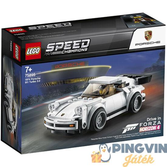 LEGO® Speed Champions Porsche 911 turbo 3.0 75895