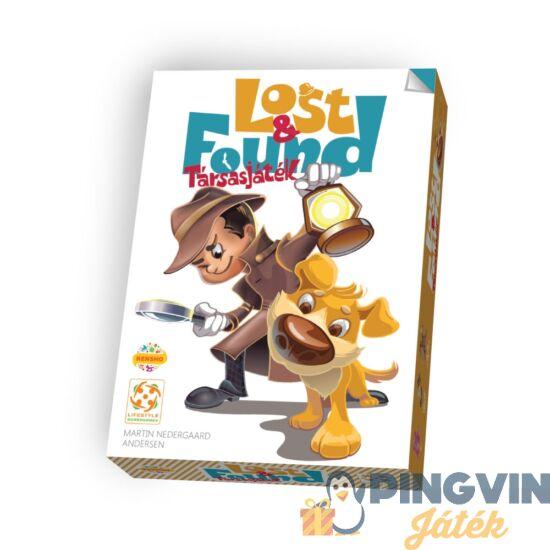Lost & Found társasjáték - Lifestyle