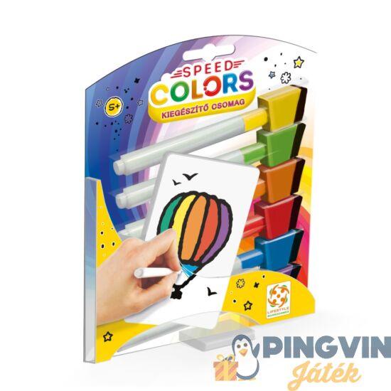 Speed Colors Kiegészítő Csomag - Lifestyle
