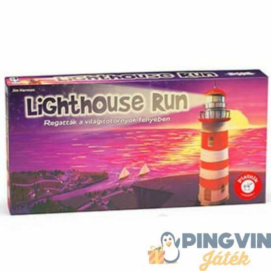 Piatnik - Lighthouse Run, stratégiai társasjáték (798733)