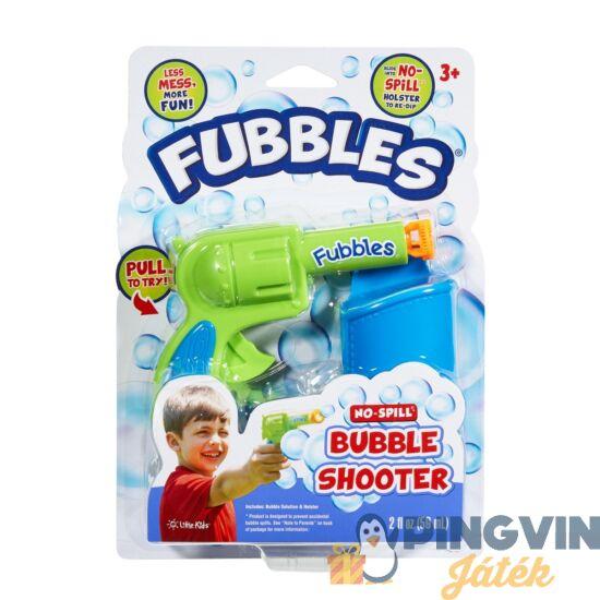 Fubbles - Little Kids: Cseppmentes Buborékfújó Pisztoly 59 Ml (Többféle) (447N)
