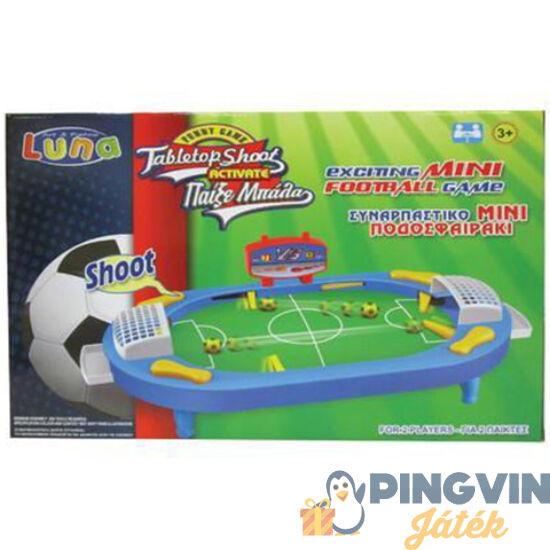Luna - Asztali flipper foci ügyességi játékszett 41x28cm