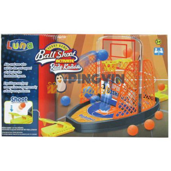 Luna - Dupla asztali kosárlabda játékszett (000621022)
