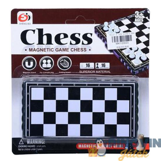 Mágneses úti sakk készlet - MK Toys