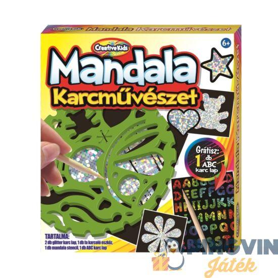 Creative Kids - Mandala Karcművészet (CK75380)