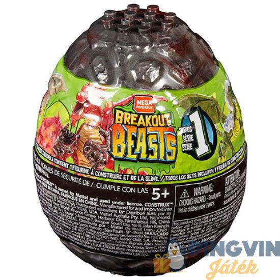 Mega Construx Breakout Beast slime meglepetés tojás - Mattel