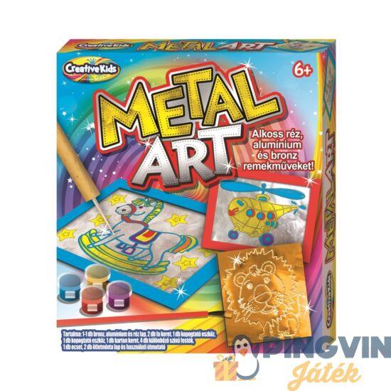 Creative Kids - Metal Art kreatív szett (76265)