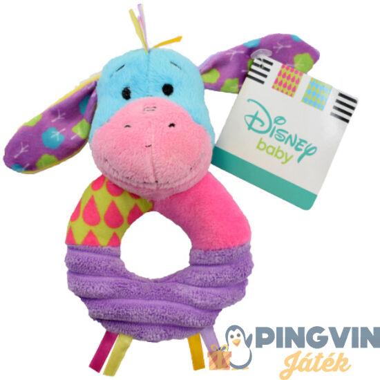 Micimackó Disney Füles plüss csörgő 15 cm