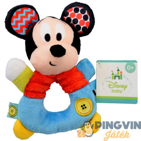 Mickey egér Disney Füles plüss csörgő
