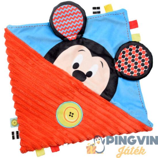 Mickey egér Disney plüss cumi kendő