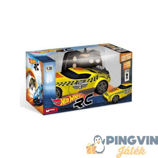 Mondo RC Hot Wheels FAST FISH 1/28 távirányítós autó