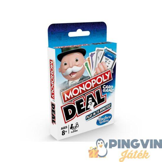 Monopoly Deal kártyajáték - Hasbro