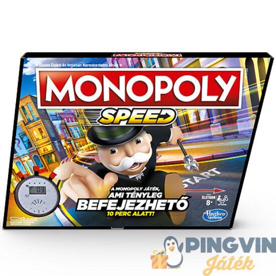 Monopoly Speed - Hasbro