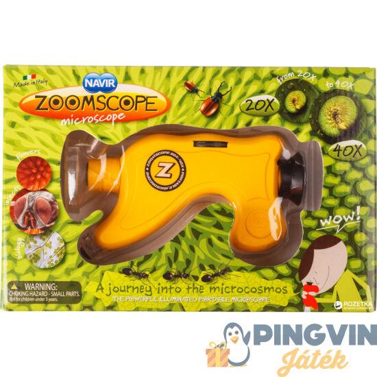 Navir - Hordozható mikroszkóp