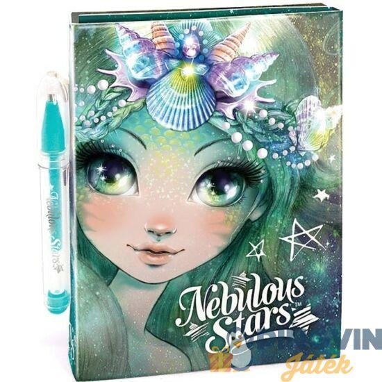 Nebulous Stars - Mini notesz szett matricákkal 11503