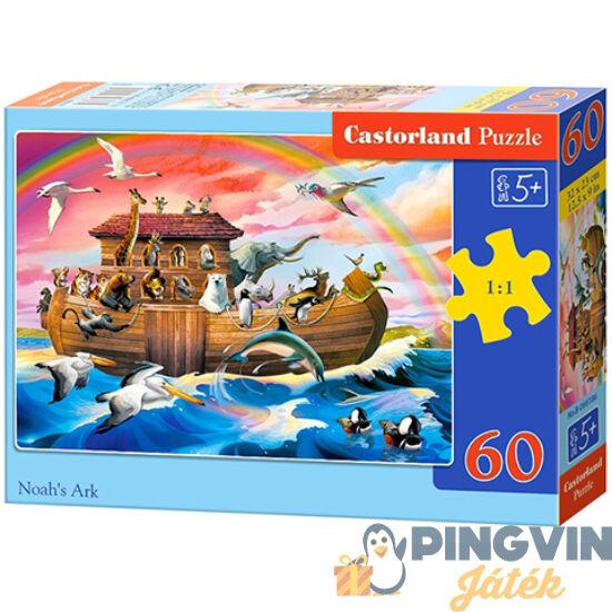 Castorland - Noé bárkája puzzle 60db-os (B-066186)
