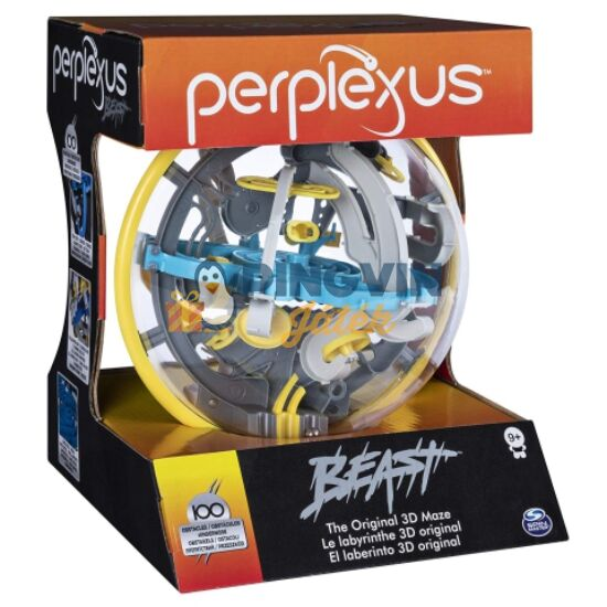 Perplexus Beast ügyességi golyó játék