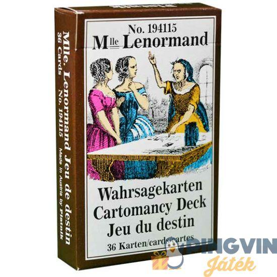 Piatnik Mlle Lenormand Tarot kártya