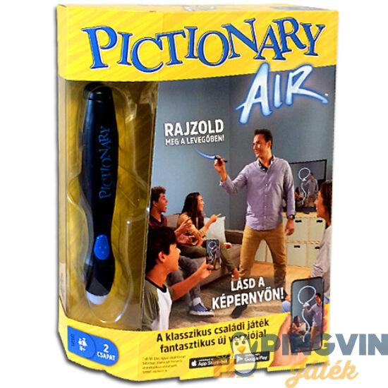 Mattel - Pictionary Air társasjáték (GKG81)