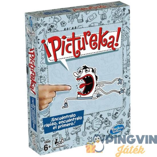 Hasbro - Pictureka társasjáték (B0731)