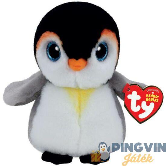 Beanie Boos - Pongo plüss pingvin, 15cm-es