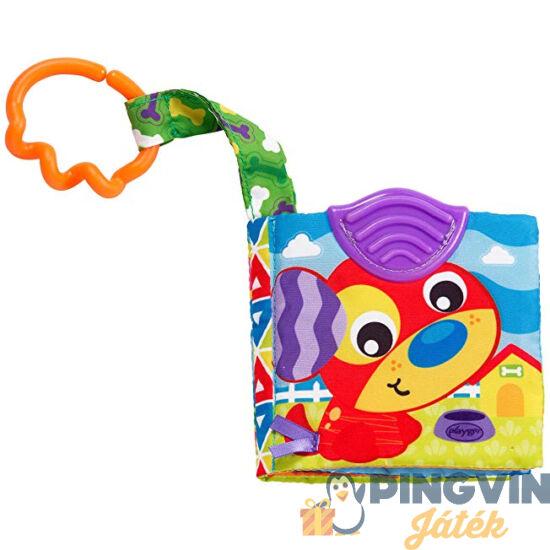 Playgro - Rágókás bébikönyv