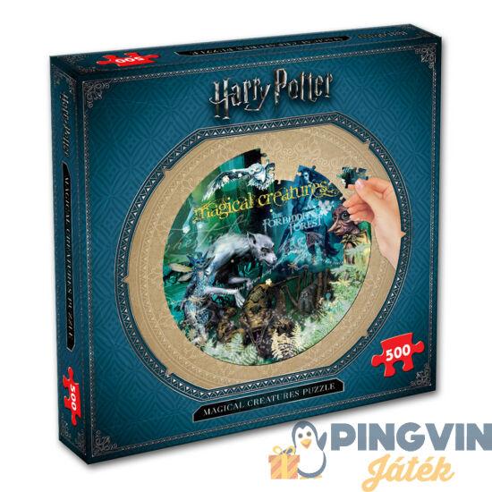Puzzle Harry Potter 500 db Mágikus állatok