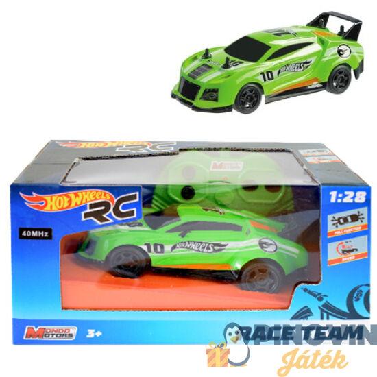 Mondo Toys - RC Hot Wheels Quick N' Sik távirányítós autó 1/28 Motors (63253/QNS)