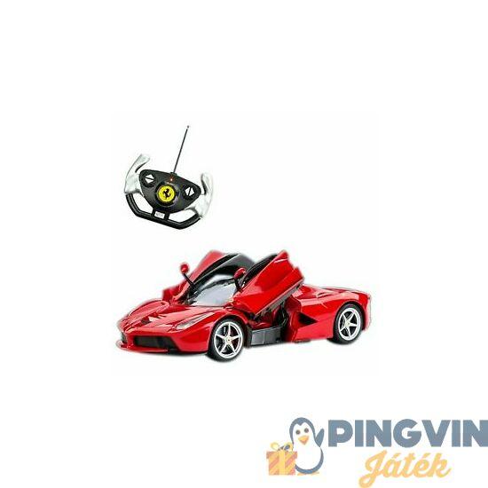 Rastar - Távirányítós autó 1:14 Ferrari LaFerrari, USB