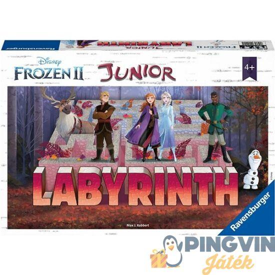 Ravensburger - Jégvarázs 2 Junior Labirintus társasjáték