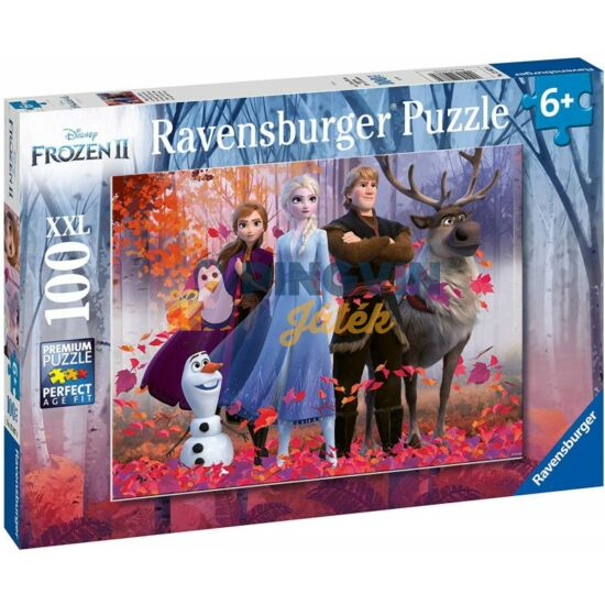 Ravensburger - Jégvarázs 2 Mágikus erdő 100 darabos puzzle