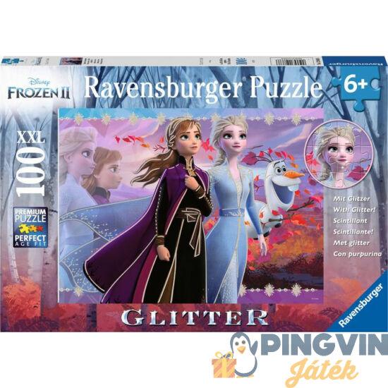 Ravensburger - Jégvarázs 2 Testvérek 100 darabos puzzle