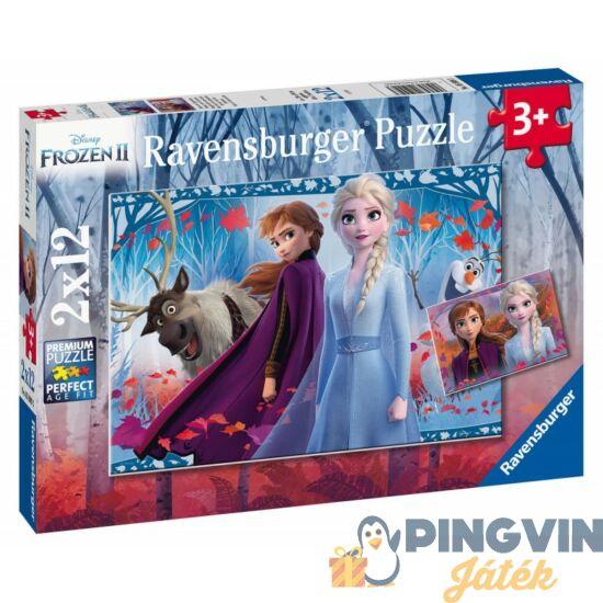 Ravensburger - Jégvarázs 2 Testvérek 2 x 12 darabos puzzle