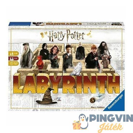 Ravensburger - Harry Potter Labirintus társasjáték