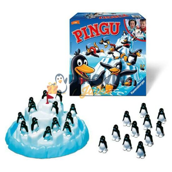 Ravensburger: Társasjáték - Pingu